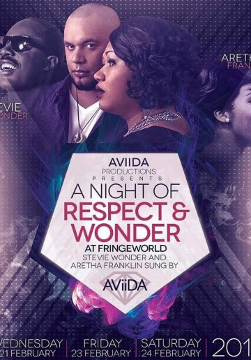 "FRINGE WORLD: AViiDA ""A Night of Respect & Wonder"""